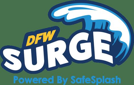 DFW Surge Logo