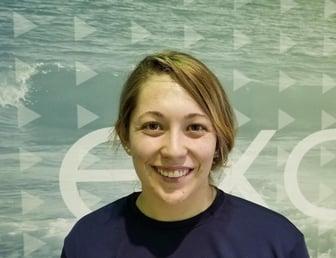 Senior Instructor, Natalie