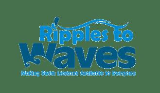 Ripples To Waves program logo