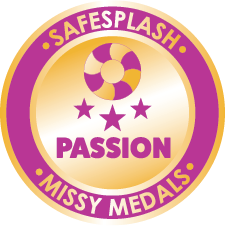 Passion Missy Medal