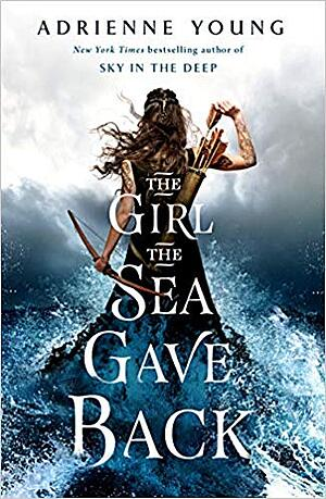 The Girl the Sea Gave Back Cover