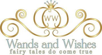 Wands and Wishes Logo