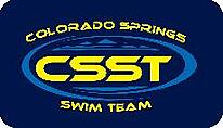 Colorado Springs Swim Team Logo
