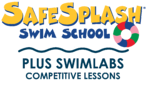 SafeSplash and SwimLabs Dual Logo