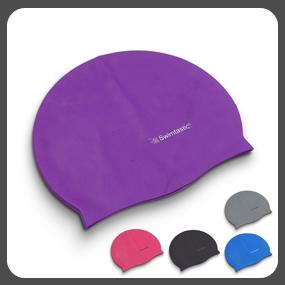 swimtastic silicone swim cap