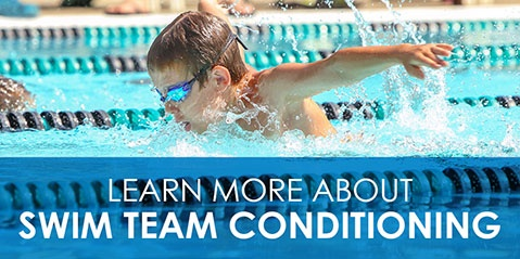 Learn More About Swim Team Conditioning!